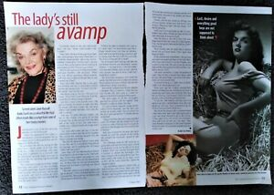Jane Russell magazine clippings