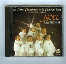 CD PETITS CHANTEURS A LA CROIX DE BOIS (NOEL / CHRISTMAS)