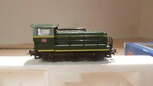JOUEF N° 8503 loco tracteur diesel C 61004 SNCF avec boite d'origine train HO
