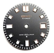 Proof Dial for Vintage SEIKO Diver 6105-8110, 6105-8119, 6105-8000 dive 6105 mod