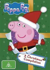Peppa Pig - A Christmas Compilation (DVD, 2013)