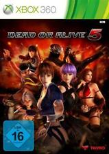 XBOX 360 Dead or Alive 5 Beat Em Up come nuovo