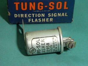 NOS Mopar 1946 Chrysler, Dodge, Plymouth, Desoto Hand Brake Signal Flasher Bulb