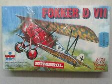 Esci 9015 Fokker D. VII 1:72 Neu in versiegelter Originalverpackung