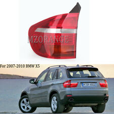 Left Tail Light For BMW X5 2007-2010 Driver Outer Rear Lamp Brake Stop Mounted