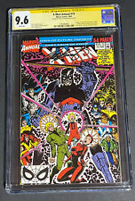 X-Men Annual #14 CGC SS 9.6 signed Chris Claremont 1st GAMBIT APPEARANCE NM+