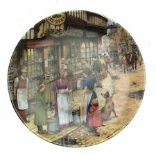 Davenport Cries Of London The Milkmaid Plate CP2542