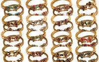 Stylish Cuff Tibetan Silver Brass Gemstone And Handmade Gd6