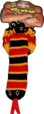WILLY WARMER - KNITTED SNAKE DESIGN