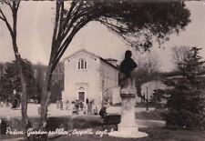 * PADOVA - Giardini Pubblici, Cappella degli Scrovegni 1959 Ed.S.Janovitz