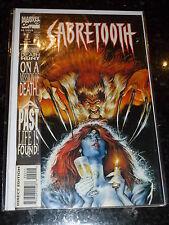 SABRETOOTH - No 2 - Date 09/1993 - MARVEL Comics