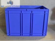 Lagerkiste EF 6420 blau SSI Schäfer Kiste Behälter Eurokiste Kasten 600x400x420