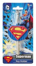 DC Comics Superman Key Holder Soft Key Ring