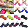 Unisex Aqua Skin Shoes Swim Water Socks Surf Diving Yoga Exercise Reef Slip On