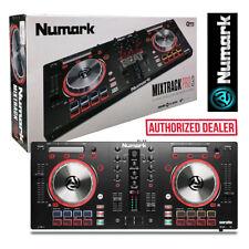 Numark Mixtrack Pro 3 Professional DJ Controller SeratoDJ 0676762191517 Black