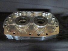 New Billet 6-71 Blower machine finish front Bearing plate w/retainers hemi  chev