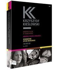 Krzysztof Kieslowski 4 Movies Collection (DVD)