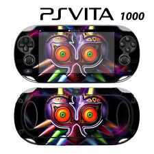 Vinyl Decal Skin Sticker for Sony PS Vita PSV 1000 Zelda Majora's Mask