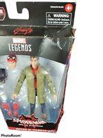 Marvel Legends Peter Parker Spider-Man Into the SpiderVerse Stiltman New