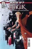 What If? Magik Became Sorcerer Supreme #1 Marvel Comics 2018 NM