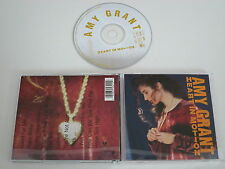 AMY GRANT/HEART IN MOTION(A&M RECORDS 395 321-2) CD ALBUM