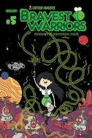 Bravest Warriors #5 Variant Kaboom Comics 2012 1st print Unread NM