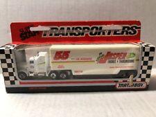 Matchbox Super Star Transporters #55 Ted Musgrave, Jasper Engines & Transmission