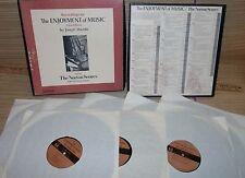 Recordings For The Enjoyment Of Music Third Edition Joseph Machlis Norton Scores