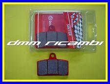Pastiglie freno anteriori BREMBO SA DERBI GPR 125 04>05 2T. 4T. Racing 2004 2005