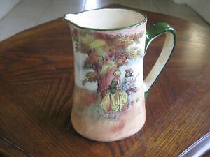 Antique Royal Doulton Jug