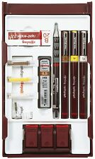 Rotring 699530 rapidograph college set avec pen station