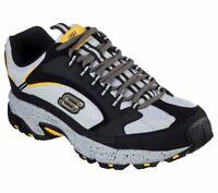 Skechers Men's Stamina Cutback Memory Foam Walking Hiking Casual Shoes 51286