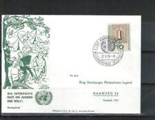 Nicht bestimmte Briefmarken aus der BRD (ab 1948) mit Ersttagsbrief-Erhaltungszustand