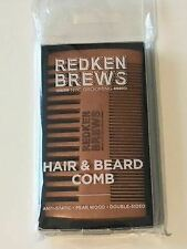 Redken Hair & Beard Comb - GWP