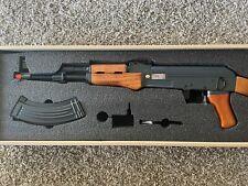 CYMA AIRSOFT ELECTRIC AK-47 RIFLE