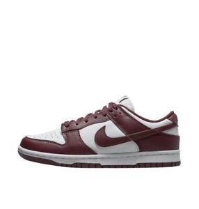Nike Dunk Low Bordeaux Dark Beetroot DD1503-108 Size 3.5-11