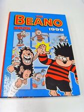 Excellent condition The Beano Book 1999
