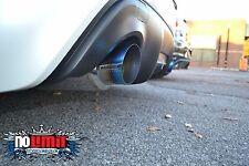 """Subaru BRZ/Scion FR-S 2.5"""" Cat Back Exhaust Titanium Dual Tip 2013+ Invidia N1"""