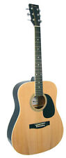 Blue Moon BG-18-N 4/4 6-String Acoustic Guitar Right-Handed GR52009