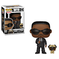 Funko Pop! Agent J & Frank #715 Men In Black Mint Condition Free Pop Protector