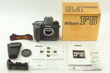 [ Exc+5 in Box S/N 315xxx ] Nikon F5 35mm SLR Film Camera Body Strap MS-30 Japan