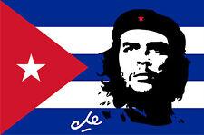 Voiture autocollant Che Guevara Cuba Cuba révolution vélo Moto Car Autocollant Neuf