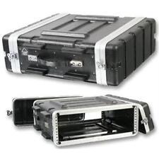 NEW PA DJ 3U Equipment Rack Mount Flight Storage Case.Concert.19