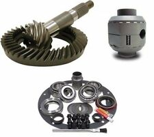 DANA 30 YJ - REVERSE - 4.11 RING AND PINION - AUSSIE LOCKER - INSTALL - GEAR PKG