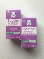 Gerber Soothe Probiotic Colic Drops, 0.34Oz - Exp 02/20+