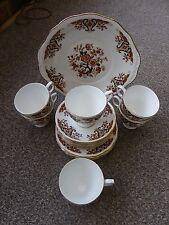 Colclough Bone China 19 Piece Tea Set, Royale Pattern 8525.