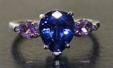 Rare Blue Dragon Djinn Ring