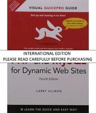 PHP and MySQL for Dynamic Web Sites: Visual QuickPro Guide, 4/e by Ullman