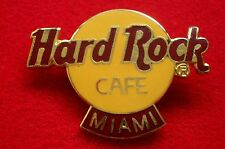 HRC Hard Rock Cafe Miami Classic Logo 2LC
