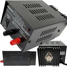 At Ps5 138v 5a Amp Heavy Duty Dc Regulated Power Supply Grade With Cable New